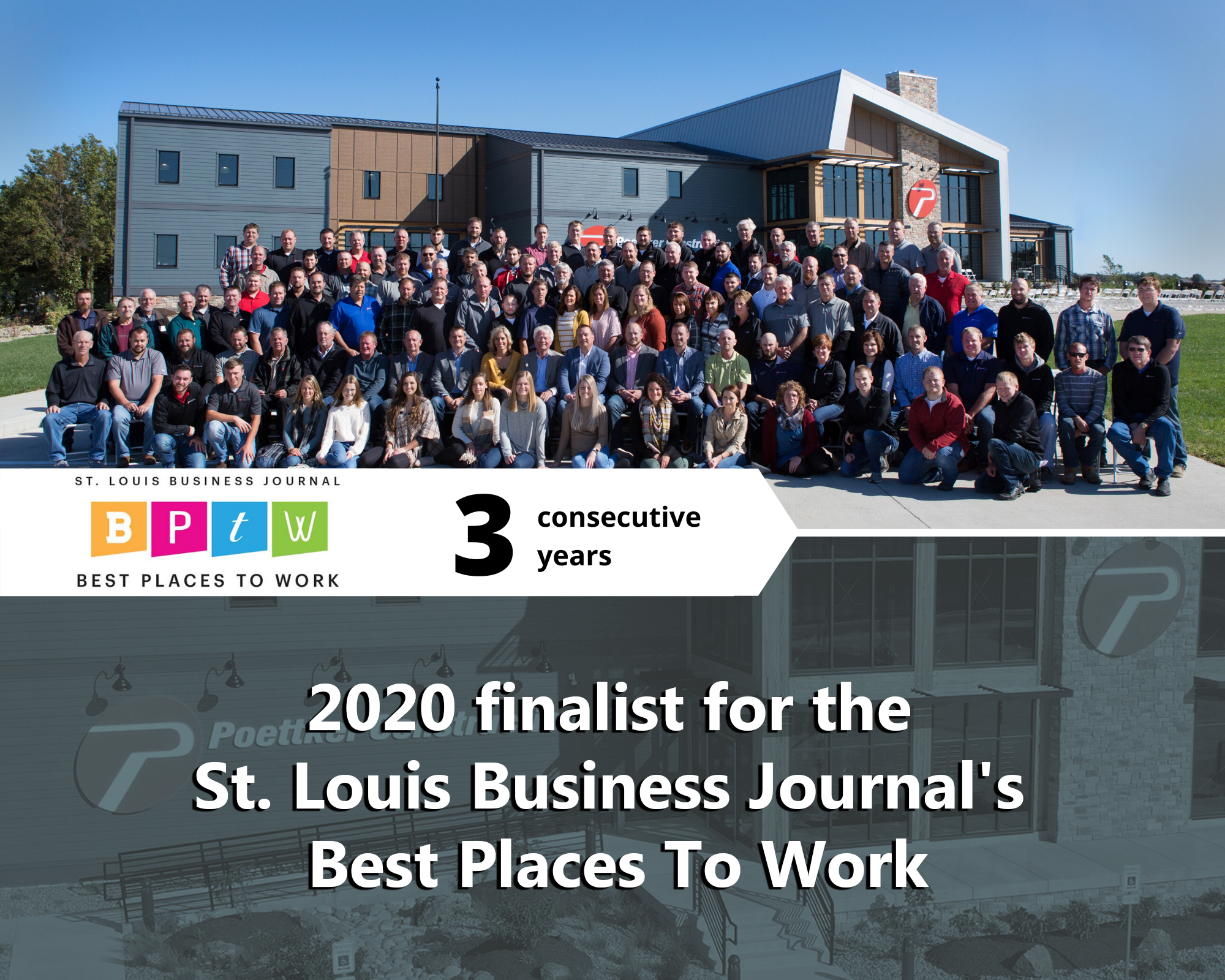 Poettker Construction   2020 Best Place To Work