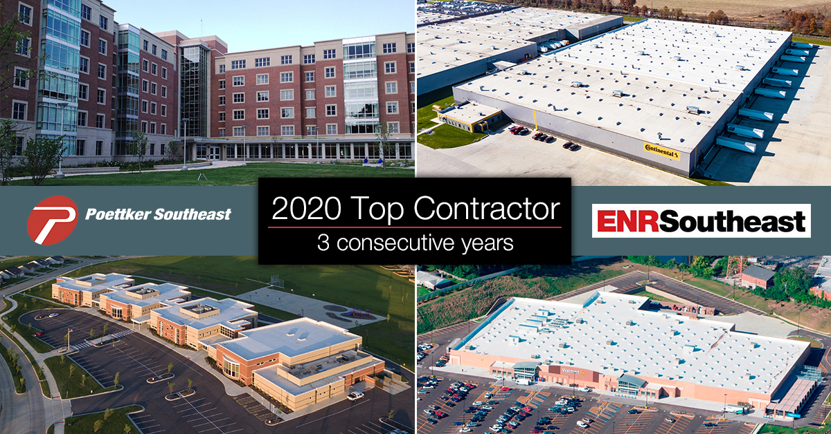southeast top contractor